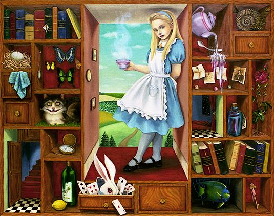 The box of Alice