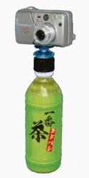 Бутылка-штатив