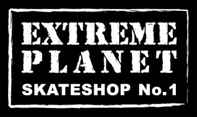Extreme Planet Skateshop no.1