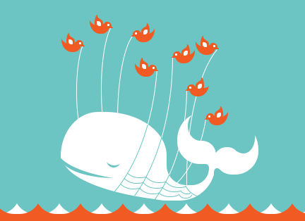 Pure CSS Twitter 'Fail Whale'